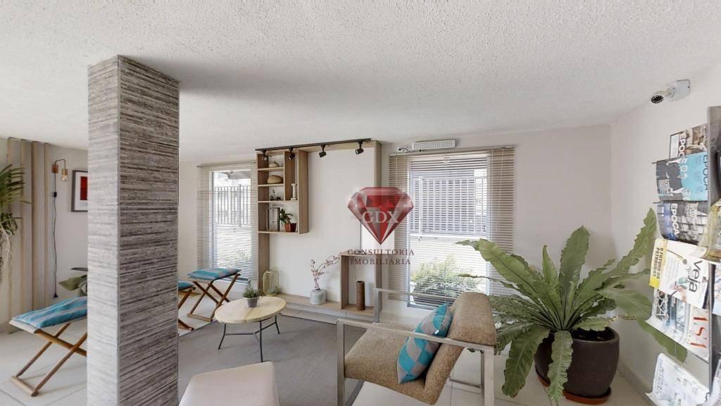 apartamento a venda na avenida nove de julho - ap15358