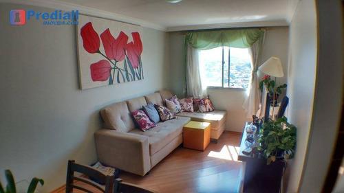 apartamento a venda na brasilândia - ap0801