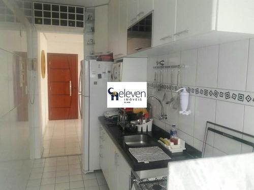 apartamento a venda na daniel lisboa brotas , salvador 2 quartos sendo uma suite, sala, cozinha, varanda, área de serviço, banheiro , 1 vaga , 60 m². - ap00773 - 32420738