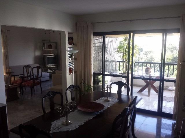 apartamento a venda na graça 196m2 com 4 quartos suites - lit581 - 4497820