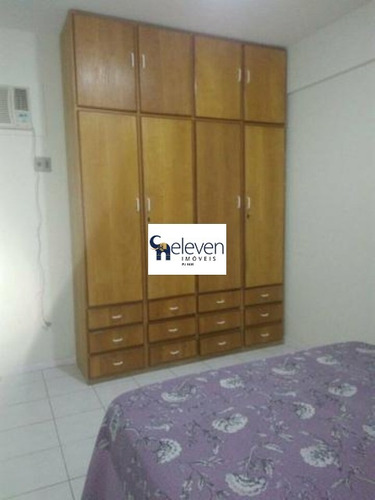 apartamento a venda na pituba salvador nascente 1 quarto, sala, cozinha, banheiro, área de serviço, 56 m². - ap00760 - 32414850