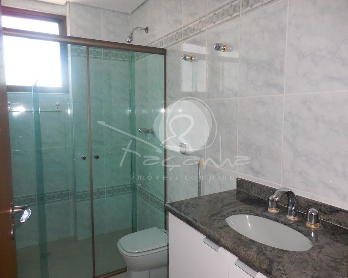 apartamento a venda nas mansões santo antonio. imobiliária em campinas - ap02183 - 32296344