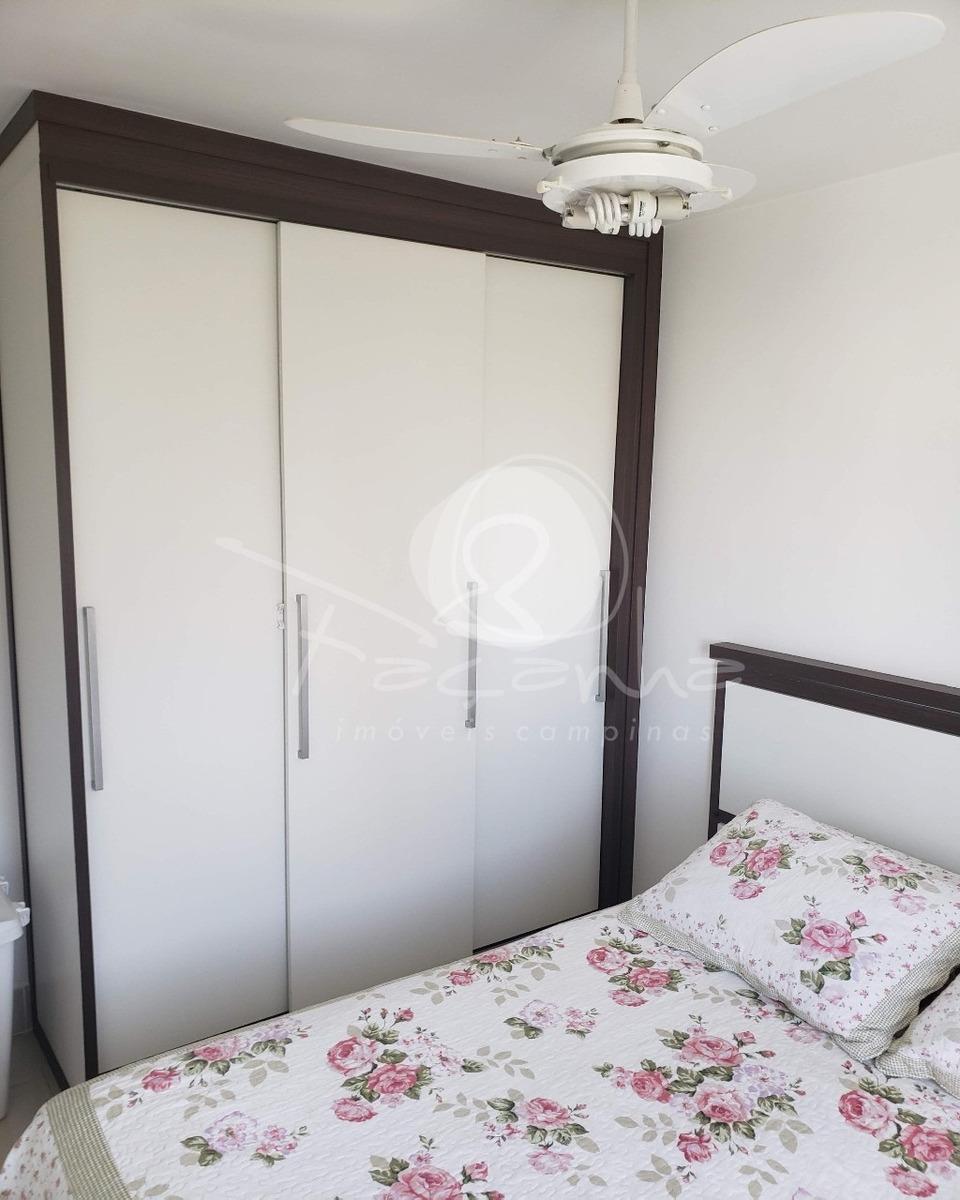 apartamento a venda nas mansões santo antonio. imobiliária em campinas - ap03395 - 34845670