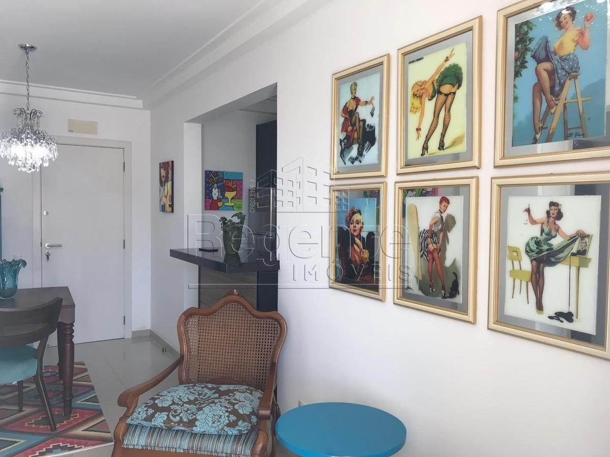 apartamento a venda no bairro abraao em florianopolis - v-79411
