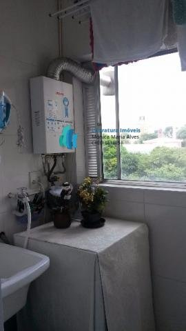 apartamento a venda no bairro assunção em são bernardo do - 199-1