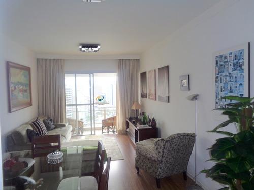 apartamento a venda no bairro astúrias em guarujá - sp.  - en346-1
