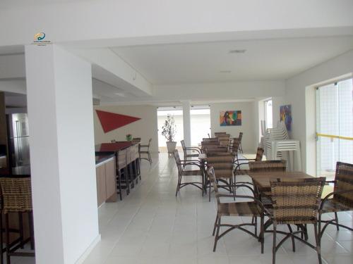 apartamento a venda no bairro astúrias em guarujá - sp.  - en468-1