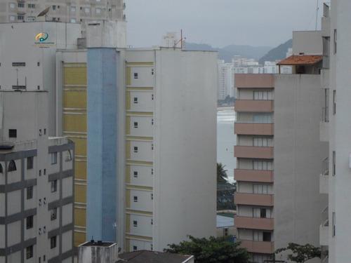 apartamento a venda no bairro astúrias em guarujá - sp.  - en507-1