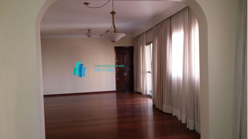 apartamento a venda no bairro brooklin paulista em são - 483-1