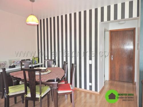 apartamento a venda no bairro butantã em são paulo - sp.  - j-515-1
