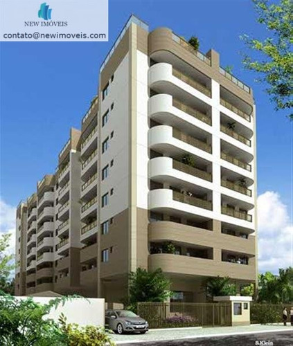 apartamento a venda no bairro campo grande em rio de janeiro - ponto nobre residenc-1