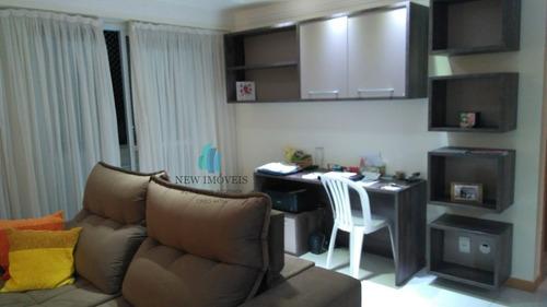 apartamento a venda no bairro campo grande em rio de janeiro - vendo 03 quartos cg-1