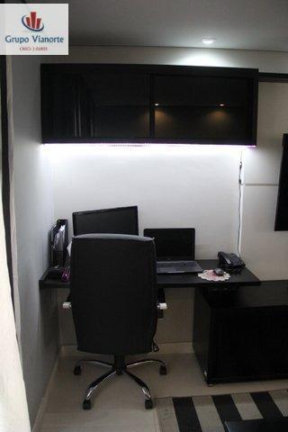 apartamento a venda no bairro casa verde em são paulo - sp.  - a494-1