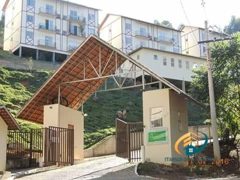 apartamento a venda no bairro cascatinha em nova friburgo - - av-160-1