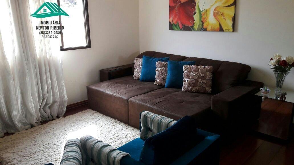 apartamento a venda no bairro centro em carmo de minas - mg. - 267-1