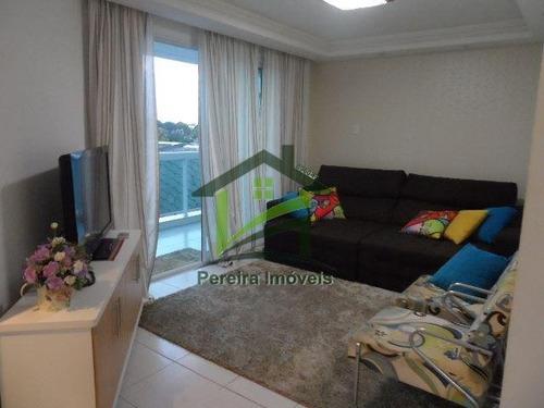 apartamento a venda no bairro centro em guarapari - es.  - 264-15539