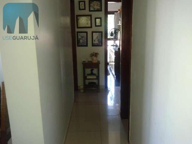 apartamento a venda no bairro centro em guarujá - sp.  - 195-1