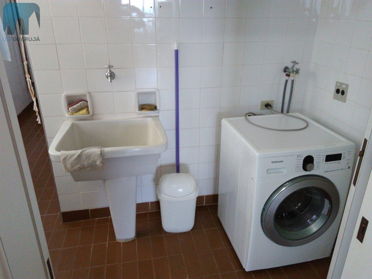 apartamento a venda no bairro centro em guarujá - sp.  - 383-1