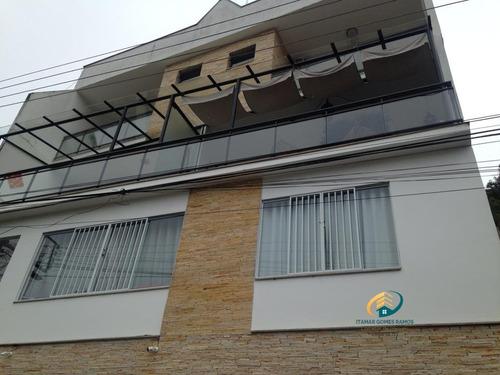 apartamento a venda no bairro centro em nova friburgo - rj.  - av-166-1
