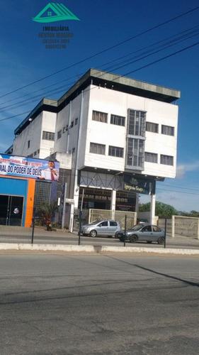 apartamento a venda no bairro centro em pouso alegre - mg.  - 158-1