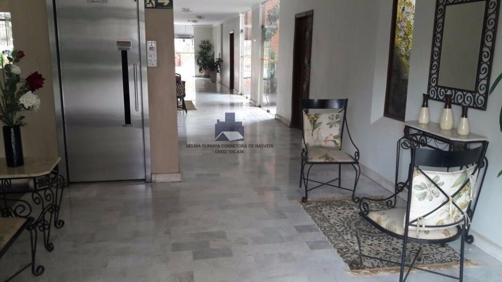 apartamento a venda no bairro centro em são josé do rio - 2017128-1
