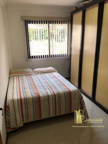 apartamento a venda no bairro cônego em nova friburgo - rj.  - 1306-1
