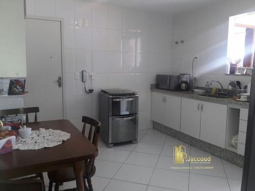 apartamento a venda no bairro cônego em nova friburgo - rj.  - 1358-1