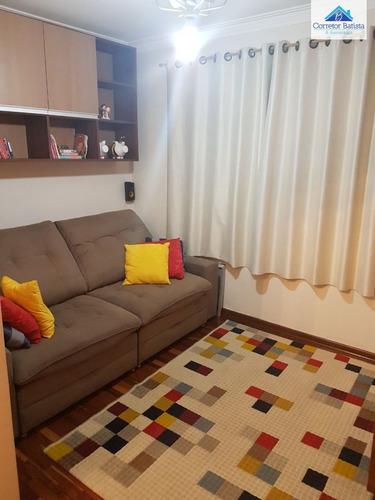 apartamento a venda no bairro conjunto residencial parque - 0983-1