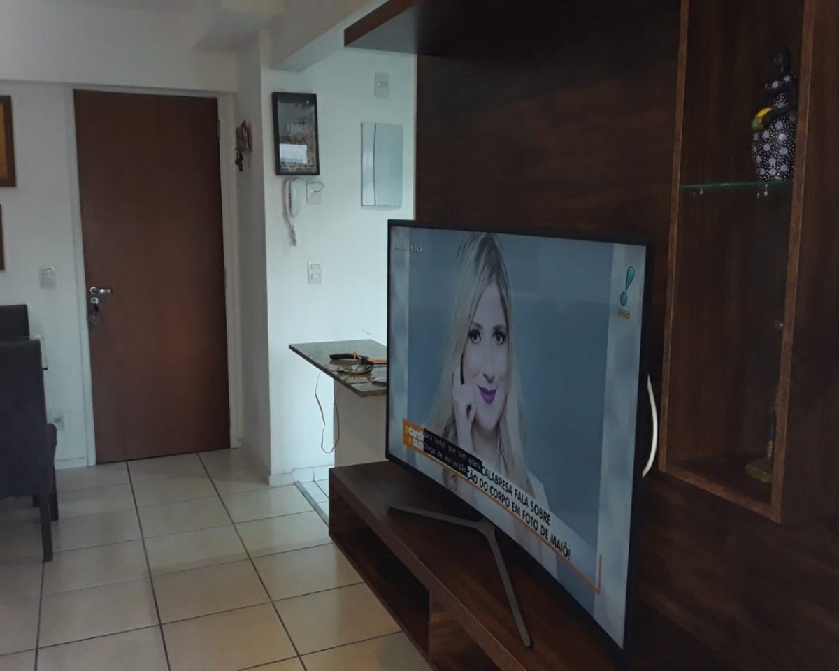 apartamento a venda no bairro del castilho em rio de janeiro - rj. 1 banheiro, 2 dormitórios, 1 suíte, 1 vaga na garagem, 1 cozinha,  sala de estar,  sala de tv,  sala de jantar. - 5111 - 34339419