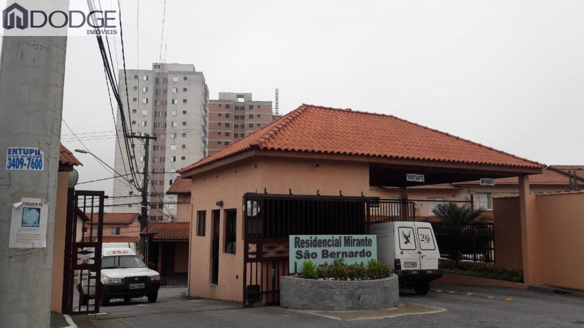 apartamento a venda no bairro demarchi em são bernardo do - 328-1