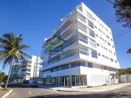 apartamento a venda no bairro enseada azul em guarapari - - 232-15539