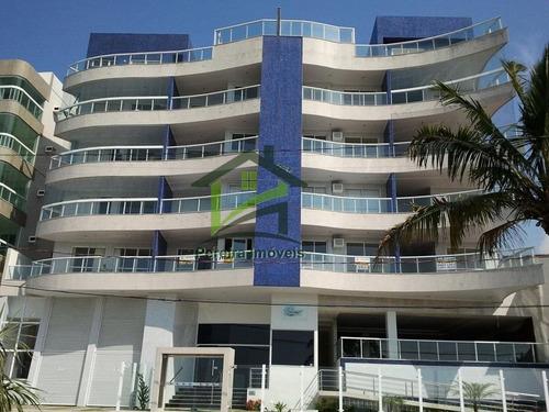 apartamento a venda no bairro enseada azul em guarapari - - 338-15539