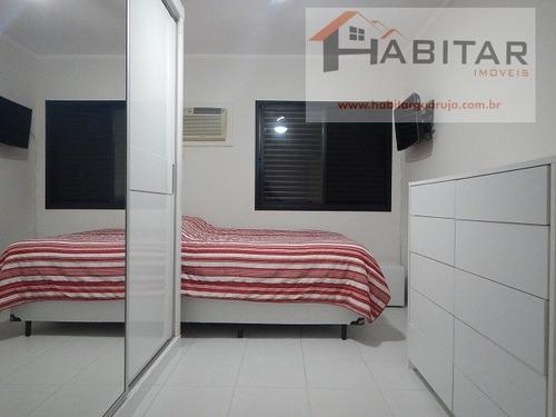 apartamento a venda no bairro enseada em guarujá - sp.  - 1085-1