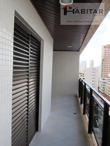 apartamento a venda no bairro enseada em guarujá - sp.  - 1256-1