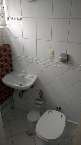 apartamento a venda no bairro enseada em guarujá - sp.  - 134-1