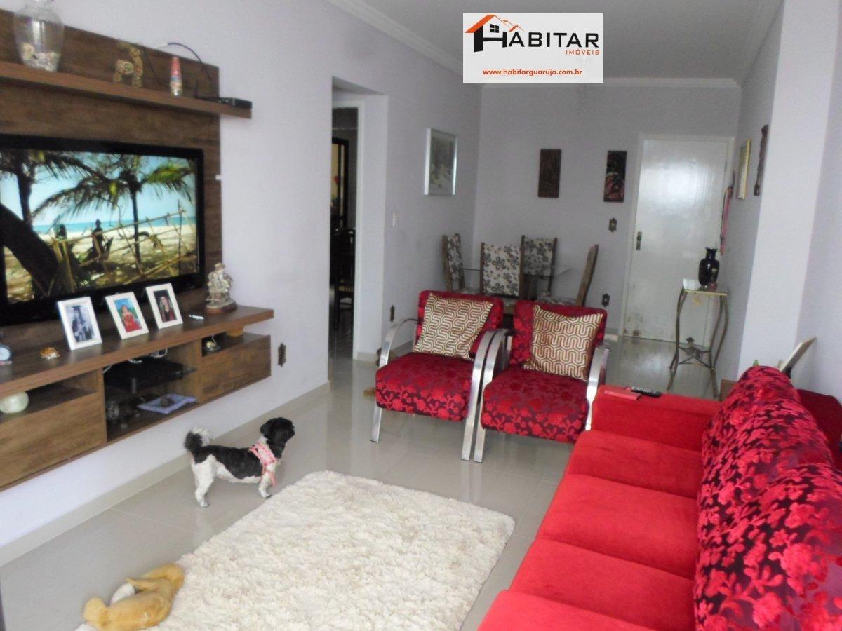 apartamento a venda no bairro enseada em guarujá - sp.  - 1368-1