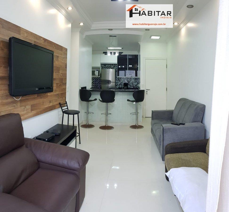 apartamento a venda no bairro enseada em guarujá - sp.  - 1557-1