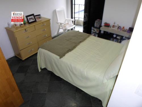 apartamento a venda no bairro enseada em guarujá - sp.  - 1619-1