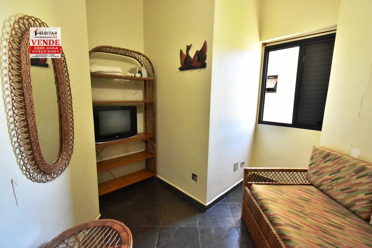 apartamento a venda no bairro enseada em guarujá - sp.  - 1689-1