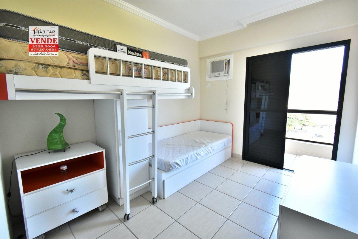 apartamento a venda no bairro enseada em guarujá - sp.  - 1691-1