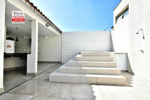 apartamento a venda no bairro enseada em guarujá - sp.  - 1707-1