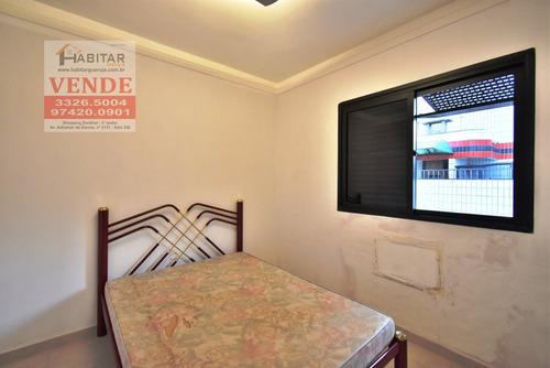 apartamento a venda no bairro enseada em guarujá - sp.  - 1793-1