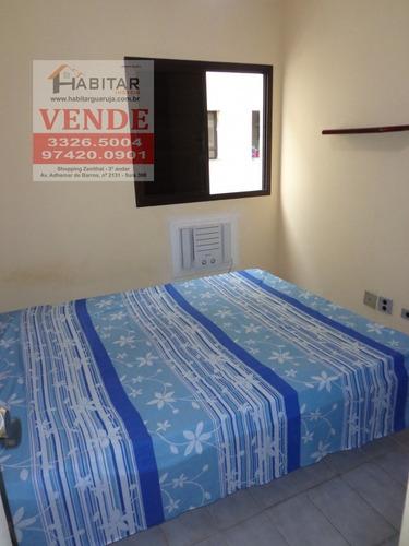 apartamento a venda no bairro enseada em guarujá - sp.  - 1851-1