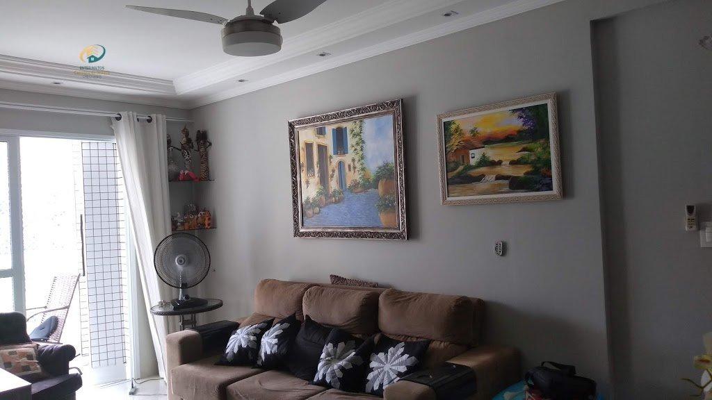 apartamento a venda no bairro enseada em guarujá - sp.  - 456-1