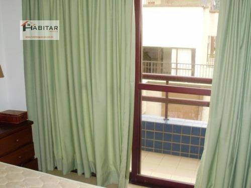 apartamento a venda no bairro enseada em guarujá - sp.  - 588-1