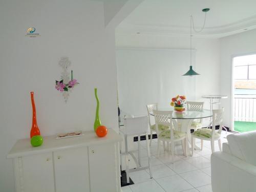 apartamento a venda no bairro enseada em guarujá - sp.  - en141-1