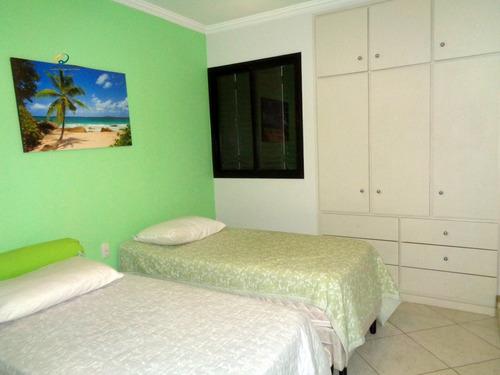 apartamento a venda no bairro enseada em guarujá - sp.  - en143-1