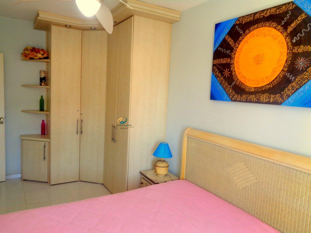 apartamento a venda no bairro enseada em guarujá - sp.  - enl86-1
