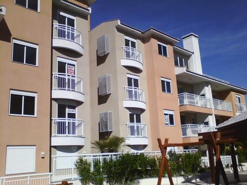 apartamento a venda no bairro ingleses do rio vermelho em - cb04-1