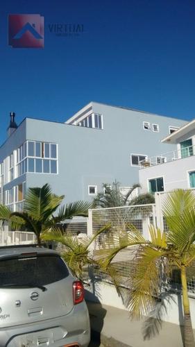 apartamento a venda no bairro ingleses do rio vermelho em - cb109-1